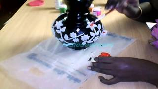 learn how to make a pot painting new
