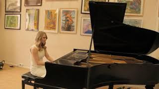 �������� ���� Серенада (Ф. Шуберт) - Светлана Филипченко (Фортепиано) - Софья Есина ������