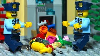 Lego City Police Money Transport Fail