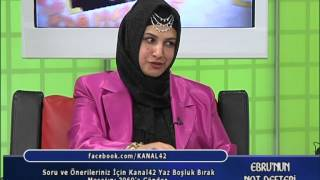 EBRU'NUN NOT DEFTERİ - Ebru Elmaskeser / Atıf Deniz1