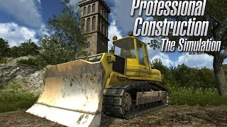 Professional Construction - The Simulation - Official Trailer