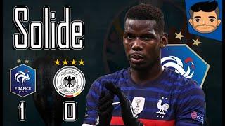 La France a t'elle Vraiment Bien débuté son Euro 2021 contre l'Allemagne ?   France 1 vs A