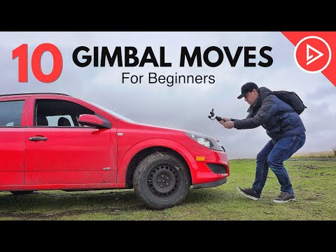 Gimbal Moves To Make ANY Car Look EPIC! Smartphone Filmmaking For Beginners