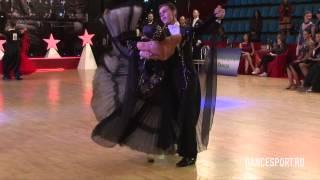 Командный танец English Waltz №1 (Final, CAM 1)