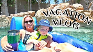 Palm Springs Vacation Vlog