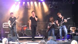 BlackAlice - Dreaming of Hope live at TU-Sommerfest