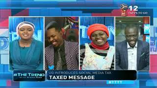 Taxed message: Uganda introduces social media tax