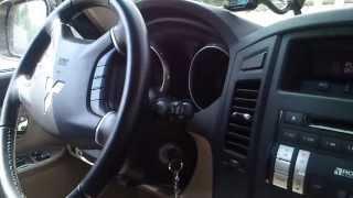 Mitsubishi Pajero IV аудиосистема Rockford Fosgate