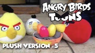 Angry Birds Toons Plush Version - Season 1 Ep 5 - Egg Sounds