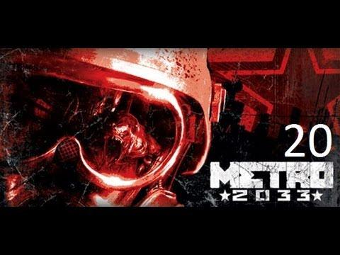 Metro 2033 Walkthrough Part 20 - Defense [HD]