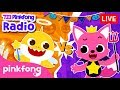 Angel Baby Shark vs Devil Pinkfong | 733 Pinkfong Baby Shark Radio | Pinkfong Show for Children
