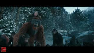 Планета обезьян: Война - Русский трейлер №3 (дублированный) 1080p
