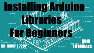 arduino library install guide for beginners 1080p hd