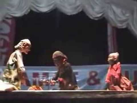 Wayang Golek Ki Entus - Grinting Ki Enthus Part 1