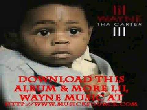 lil wayne - Tie My Hands (Featuring Robin - Tha Carter 3
