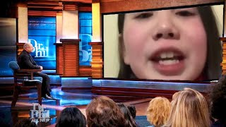 Lil Tay (Youngest Flexer Of The Century) On Dr.Phil... (well she should be)