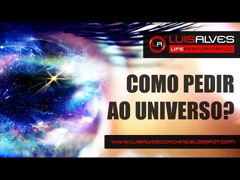COMO PEDIR AO UNIVERSO? LEI DA ATRAÇÃO
