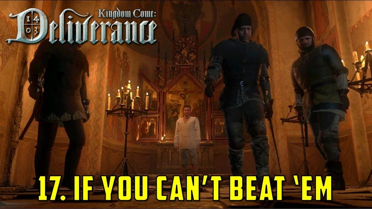 kingdom come if you cant beat em
