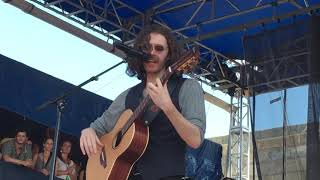 """Hozier Would That I"""" Live at Newport Folk Festival, July 28, 2019"""
