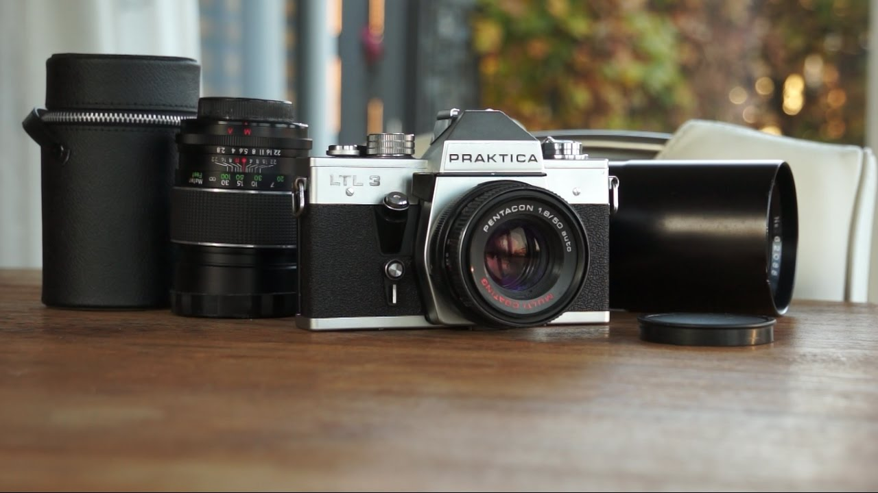 Praktica ltl3 instruction video youtube
