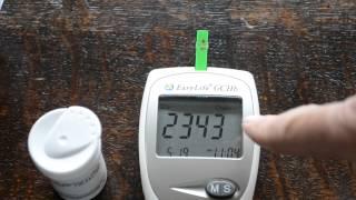 Blood Glucose Monitor Testing Diabetes Glucose Blood Tests