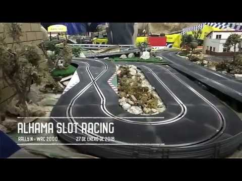 Rally N  Alhama Slot Racing
