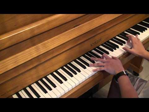 Akon - Angel Piano by Ray Mak
