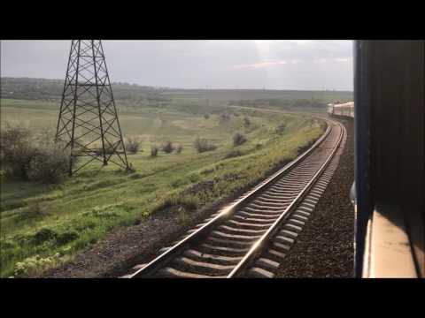 Calatorie feroviara internationala Chisinau - Bucuresti