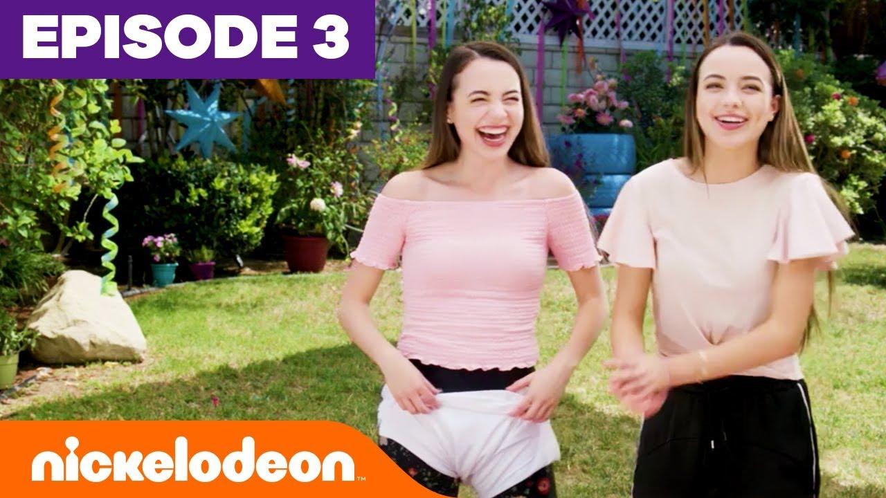 Merrell Twins Double Dare DIY Challenge 👶 Diaper Dash | Nick