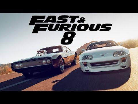 Fast & Furious 8 Soundtrack Mix 2017 - Best Hip Hop & Trap Bass Music Mix