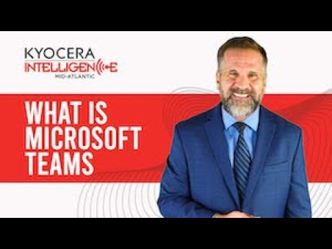 Microsoft Teams | Kyocera Intelligence