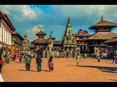 """NEPAL , Bhaktapur Durbar Square NYATAPOLA 2015 """"Kansav Arslan"""""""