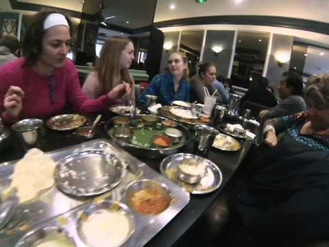Saravanaa Bhavan Indian Restaurant Paris, France