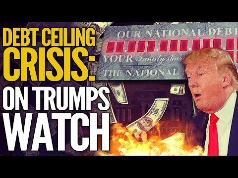 Here Comes The Debt Ceiling For Trump...