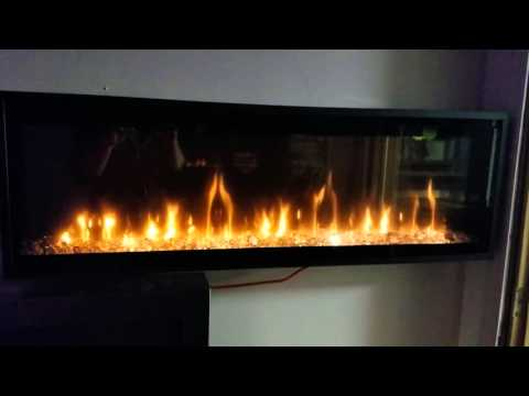 How to change a bulb in an electric fire by dimplex doovi for Dimplex radiatori elettrici