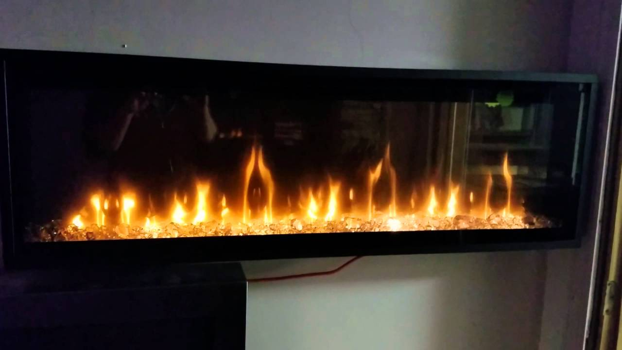 Dimplex Ignite XL Electric Fireplace - YouTube