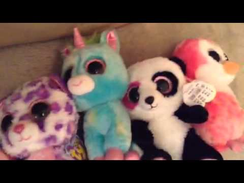 19f2d290962 My SUPER LARGE TY Beanie Boos Collection - YouTube