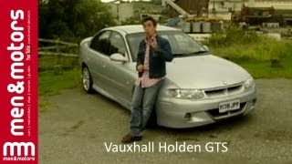 Richard Hammond Test Drives The Vauxhall Holden GTS