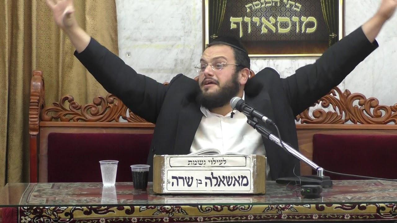 הרב אברהם מימון קורח מחלוקת ולשון הרע