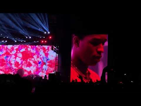 A$AP Rocky - L$D live at Camp Flog Gnaw 2017