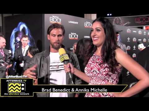 Brad Benedict at Boo! A Madea Halloween Movie Premiere