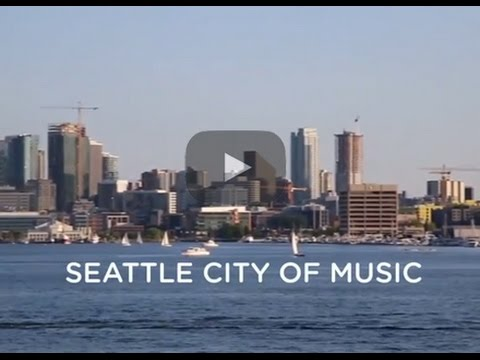 The Seattle Music Commission + City of Music Vision