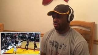 NBA UNCALLED TRAVELS COMPILATION REACTION!