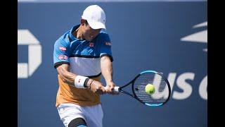 Alex de Minaur vs Kei Nishikori Extended Highlights | US Open 2019 R3