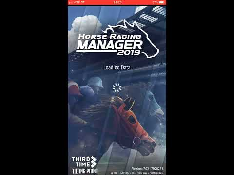 HORSE RACING MANAGER 2019 (Android IOS)