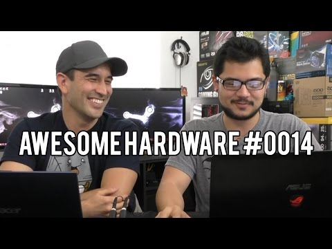 Awesome Hardware #00014 - Leaked GTX 980 Ti & AMD Fiji Photos, The Games Report