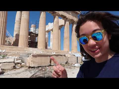 The Parthenon! (Greece Travel vlog)
