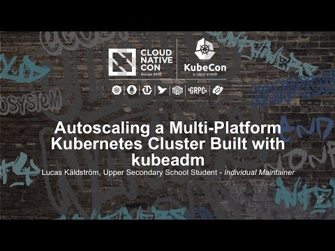 Autoscaling a Multi-Platform Kubernetes Cluster Built with k