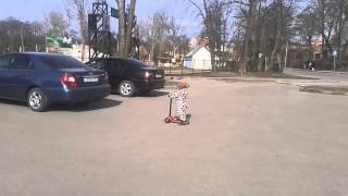 Y Bike Glider XL maxi самокат,Артемию два годика !