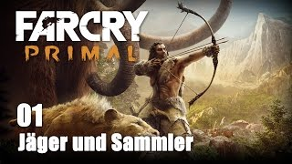 Far Cry Primal [01] [Jäger und Sammler in der Steinzeit] [Twitch Gameplay Let's Play Deutsch German] thumbnail